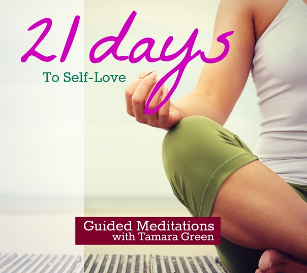21 Days to Self-Love Meditation Experience