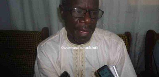 Amadou SY Maire de Bakel