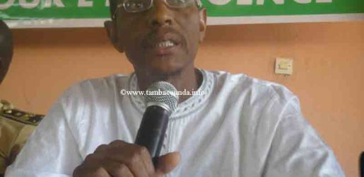 M. Ibrahima DIALLO PCD de Bakel