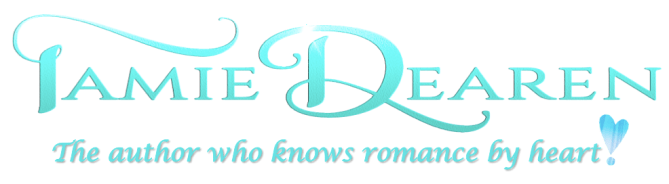 Tamie Dearen, The author who knows romance by heart!