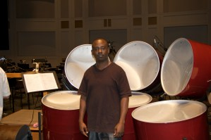 Tampa Bay Steel Orchestra - Mahaffey Theater - Steady Joseph
