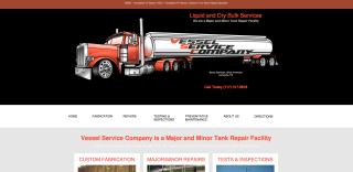 Vessel Service Company