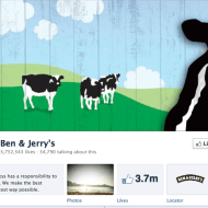 Ben & Jerry's on Facebook