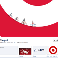 Target on Facebook