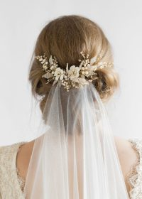 Wedding Veils and Headpieces | How to create the layered ...
