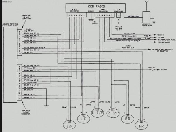 jeep wiring diagram radio