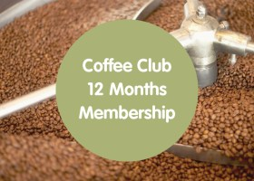 Tank Coffee Club - 12 months