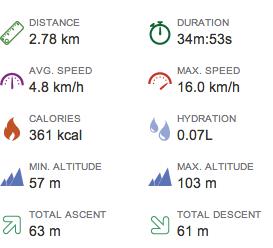 4.8 km/h