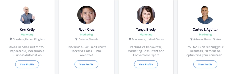 Converted Certified Tiles - Leadpages Copywriter