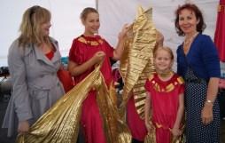 Auftritt beim Herbstfest Hohen Neuendorf