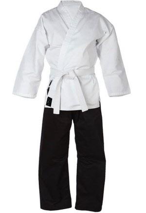 White collar Uniform / Dobok DOUBLE Y , Hapkido dobok