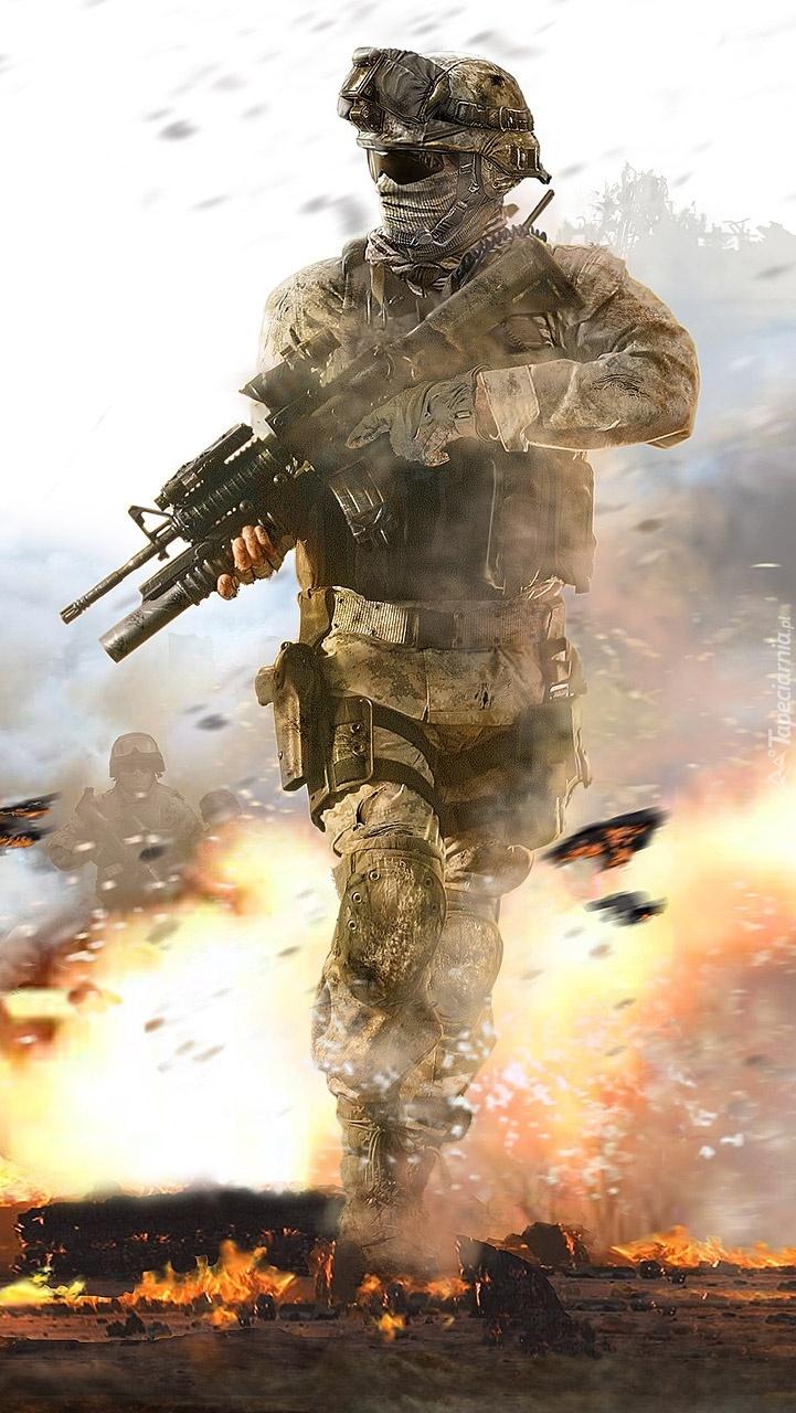 Killzone Shadow Fall Wallpapers Hd Call Of Duty Tapety Na Telefon
