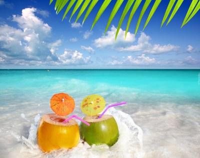 Morze, Drinki, Liść