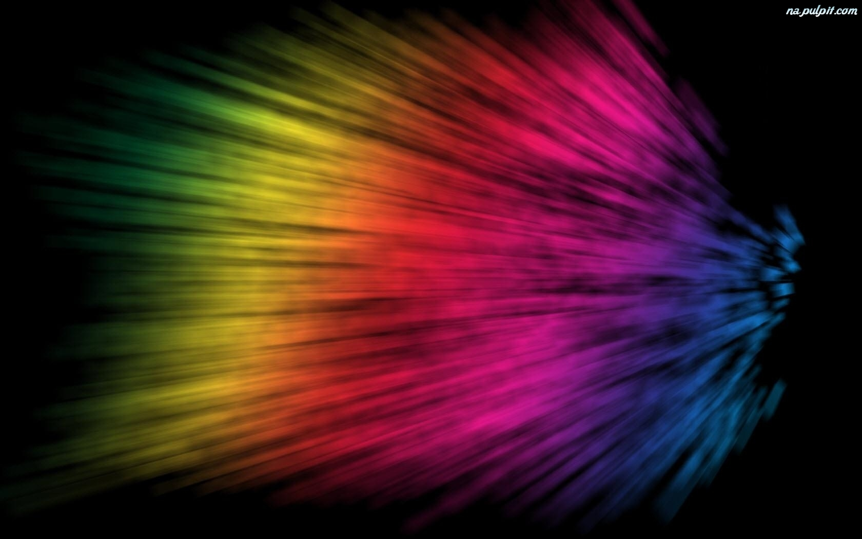 Colorful Hd Iphone Wallpapers Tęcza Kolory Tekstura Na Pulpit