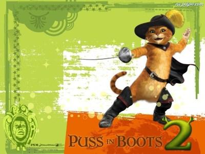 Kot w butach, Shrek 2