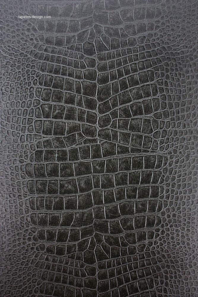 3d Tapete Schlafzimmer  Tapeten Design Krokodil Leder Optik Osborne Und Little