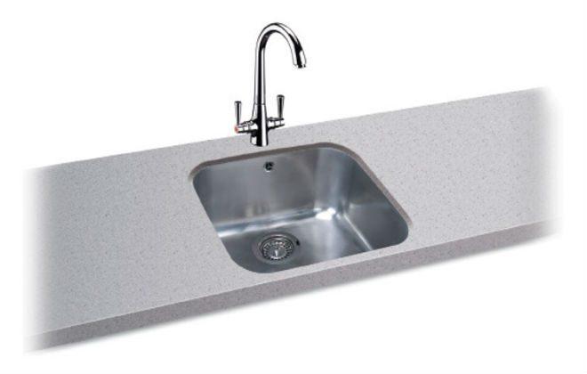 Carron Phoenix Zeta 105 Undermount Kitchen Sinks