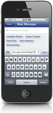 New Standalone Facebook Messenger App Released for iOS