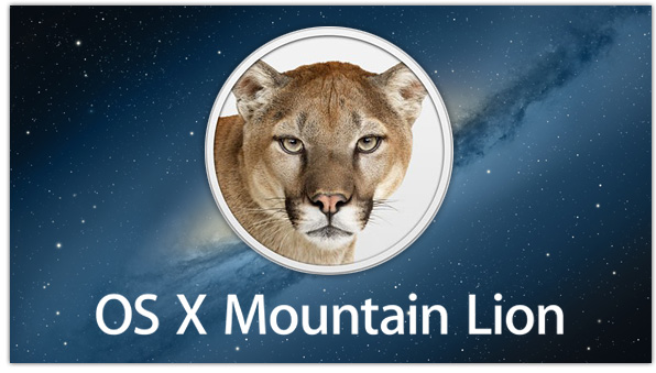Confirmation OS X Mountain Lion Coming Late-July