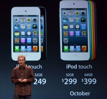 The world was waiting for the iPhone 5, yet Apple saved the biggest updates for the 2012 iPod touch, though the pricing could have been more aggressive.