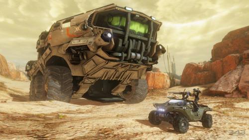 Halo 4 Mammoth