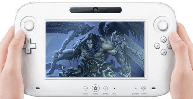 Wii U Edition Darksiders 2