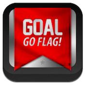 goal go flag iphone app