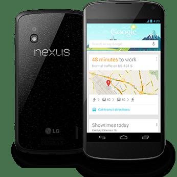 Nexus 4 buzz