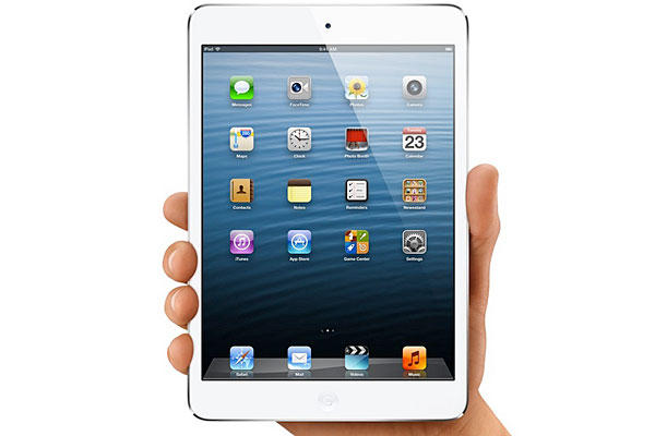Next iPad Mini to Feature Retina Display?