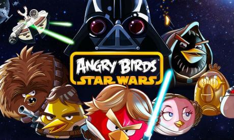 Angry Birds Star Wars BlackBery 10 apps