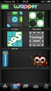 wapper iphone game