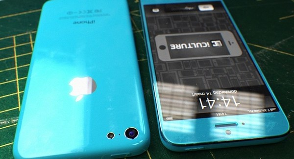 Low-Cost iPhone, iPhone 5S, iPad mini 2 Production Set for June-July and Patents, too!