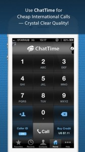 ChatTime iPhone App