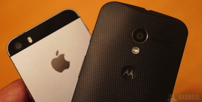 iPhone 5S vs Android: Is Apple Innovating Now?