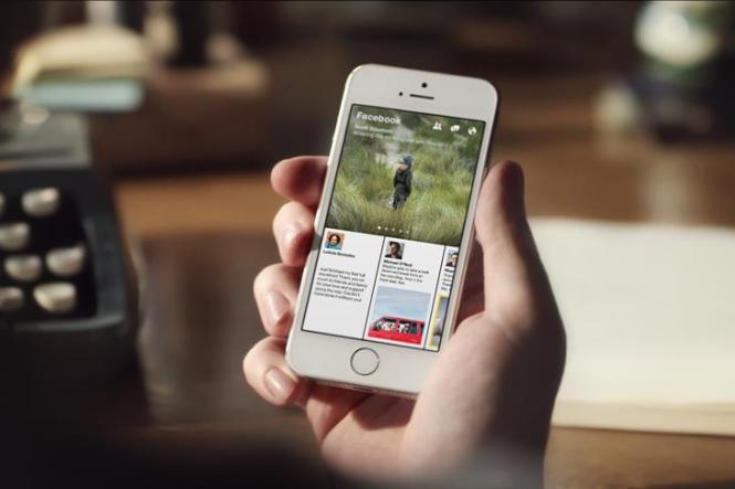 Facebook Paper App 1