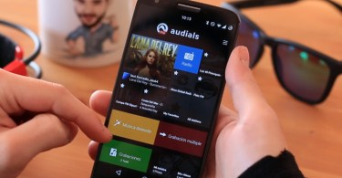 Audials Radio Android app