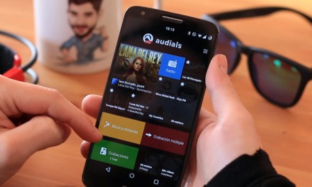 Audials Radio Android app
