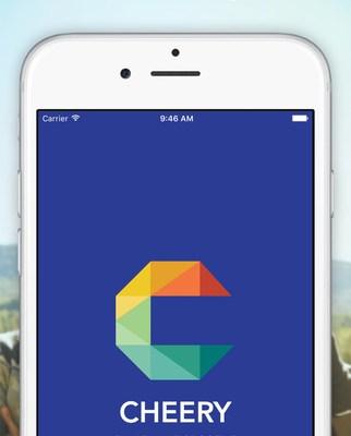Cheery Network iOS app