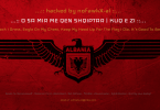 UK Police Official Website Hacked By Albanian Hackers