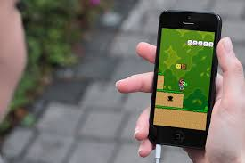 Live Games for Mobile Devices