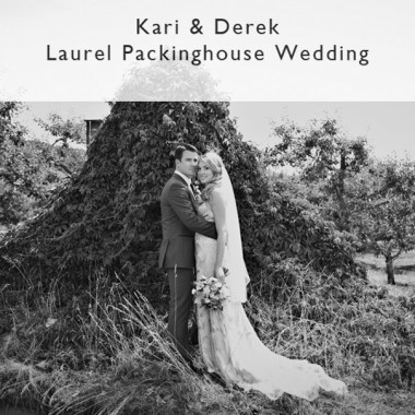 Kelowna wedding photographer Laurel Packinghouse
