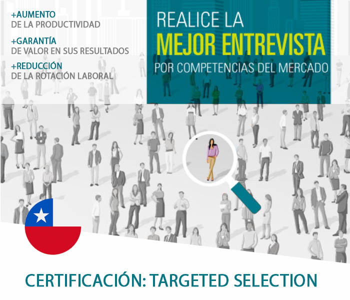 CERTIFICACIÓN TARGETED SELECTION - CHILE - Target DDI