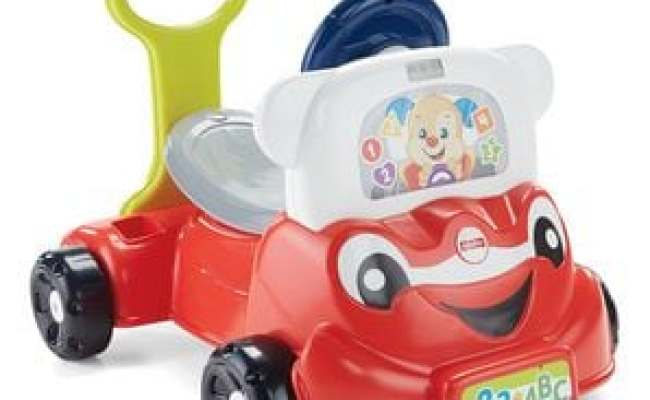 Fisher Price Laugh Learn 3 In 1 Smart Car Target