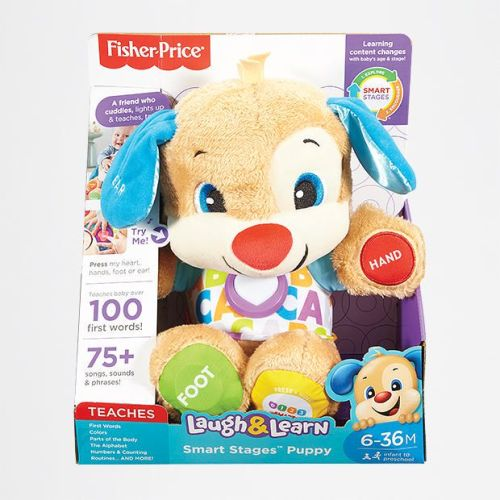 Medium Crop Of Fisher Price Laugh And Learn Puppy
