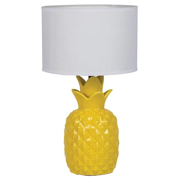 Target Yellow Lamp