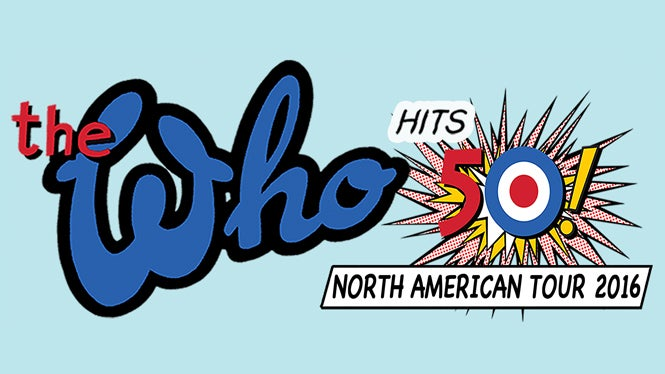 The Who *Rescheduled* Target Center