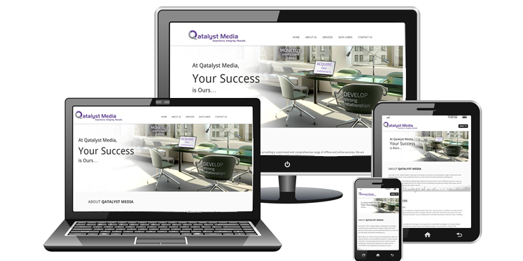 Qatalyst Media Target Jump - Responsive Media