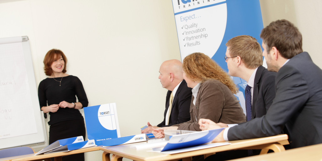 Facilitating meetings and workshops Target Training GmbH