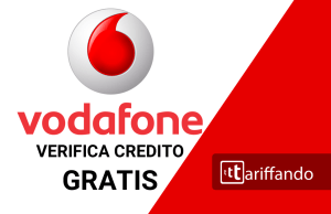 credito vodafone verifica gratis senza app