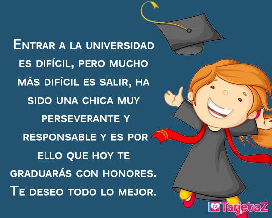 TARJETAS DE GRADUACIÓN +56 Tarjetas de Feliz Graduación - TarjetaZ